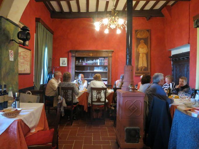 Ristorante Umbria, Todi